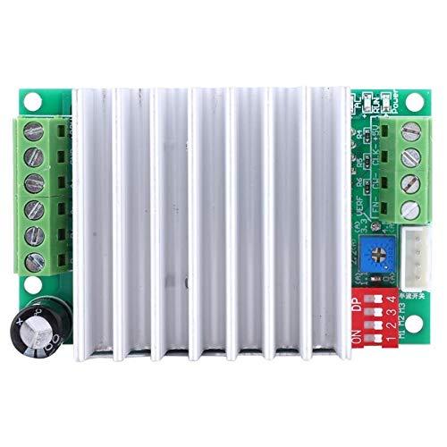 F-MINGNIAN-TOL, 1 stuk Stepping Motor Driver Controller Module Traploze Variation Output Driver Stroom TB6600 4.5A DC10V-45V Digitale Stepper