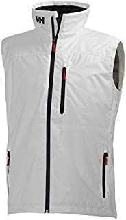 Helly Hansen Men's Crew Vest, White, Medium