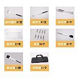 Immagine 2 set di utensili per barbecue