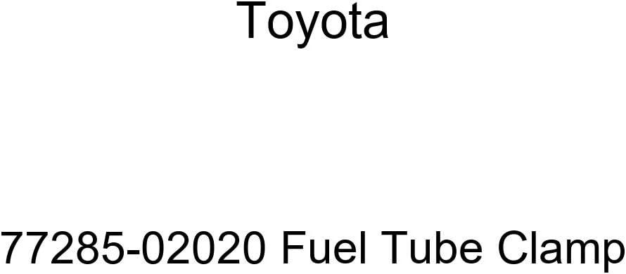 TOYOTA Genuine 77285-02020 Fuel Tube Max 90% Regular store OFF Clamp