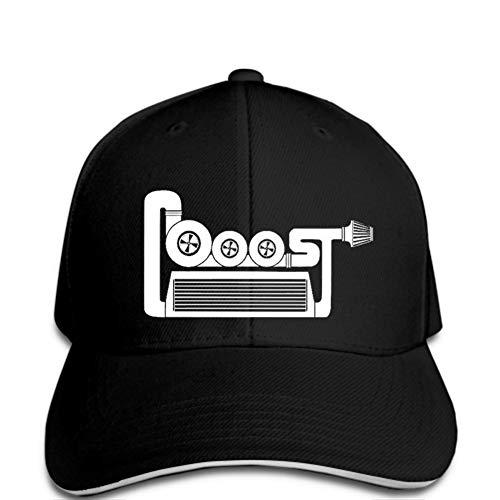 Baseballmütze Hut Mode Boost Motor Auto Baseballkappe Hut Hip Hop