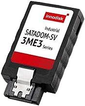 INNODISK DESSV-64GD09BCADC Flash Memory Disk, SATADOM-SV 3ME3 w/Toshiba 15nm, Industrial, Standard Grade, 0°C ~ +70°C - 64...