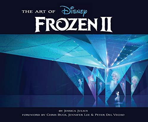 The Art of Frozen 2: (Disney Frozen Art book, Animated Movie book)