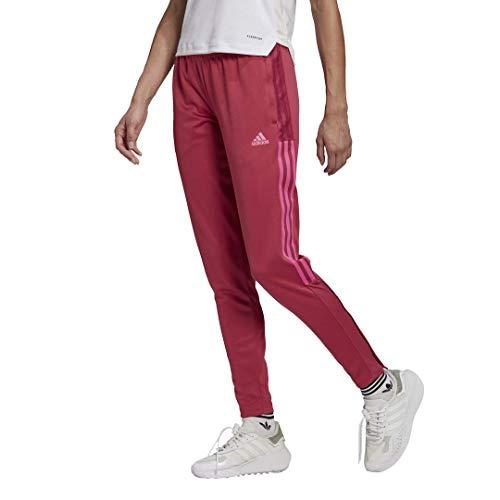adidas womens Tiro 21 Track Pants Wild Pink Small