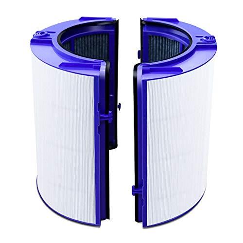iAmoy Filtro HEPA de Repuesto Compatible con Dyson Pure Cool TP06 y Pure Hot + Cool HP06 y Pure Humidify + Cool PH01 PH02 Calentador Ventilador Purificador de Aire