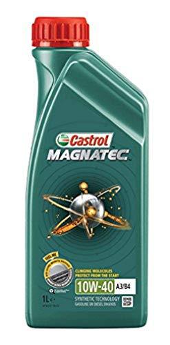 Castrol Magnatec 10W-40 - Benzina/olio motore Diesel parzialmente sintetico 1 l