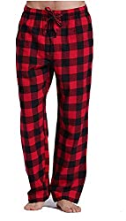 Twist Mens Red and Navy Checked 100% Cotton Pyjama Sleepwear Night Wear,(3XL) with Contrast & Free Shipping