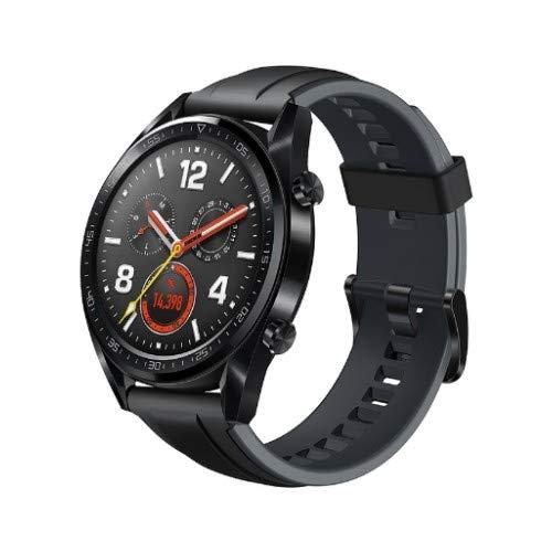 HUAWEI Watch GT Sport B19S Reloj Inteligente Negro AMOLED 3