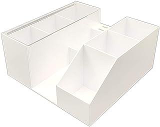 F Fityle Eyelash Extension Supplies Accessories Tools Organizer Storage Box with Tweezer Holder Stand, Display Storage Box...