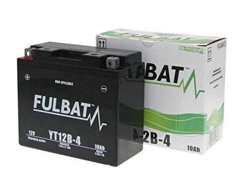 Batterie Fulbat YT12B-4 Gel für Ducati Monster 1000 S ie Bj. 2004 inkl. 7,50 EUR Batteriepfand