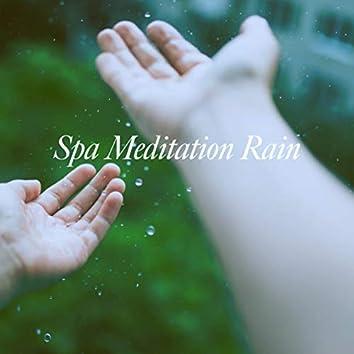 Spa Meditation Rain