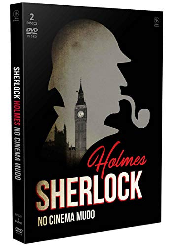 Sherlock Holmes no Cinema Mudo [Digipak com 2 DVD's]