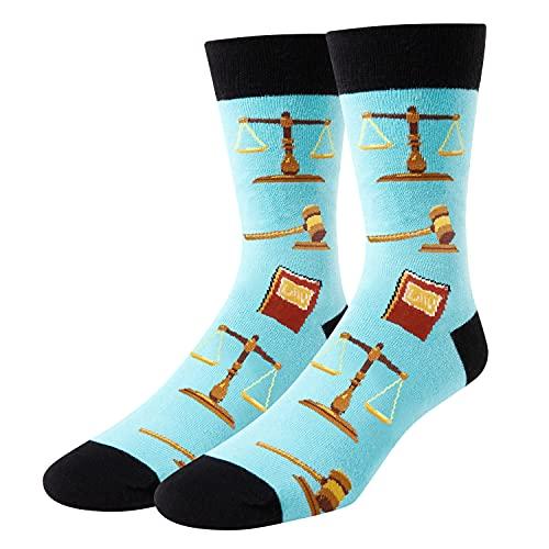 Novelty Lawyer Socks