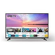 "Samsung UN50NU6900FXZC 50"" 4K Ultra HD Smart TV, Glossy Black [Canada Version]"