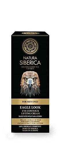 Natura Siberica Mirada de Águila Crema Lifting Contorno de
