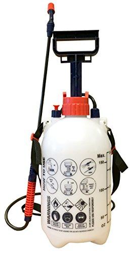 Spear & Jackson 5LPAPS Pump Action Pressure Sprayer, 5 L, Blue, 5 Litre