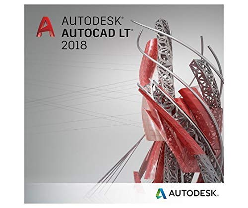 Preisvergleich Produktbild Autodesk AutoCAD LT 2018 mit Subscription Vollversion,  kein Abo,  keine Miete