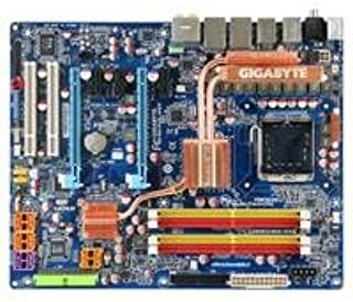 Gigabyte GA-X38-DQ6, Intel® X38 + ICH9R Chipset - Placa Base (Intel® X38 + ICH9R Chipset, 8 GB, Intel, LGA 775 (Socket T), ATX, ATX)