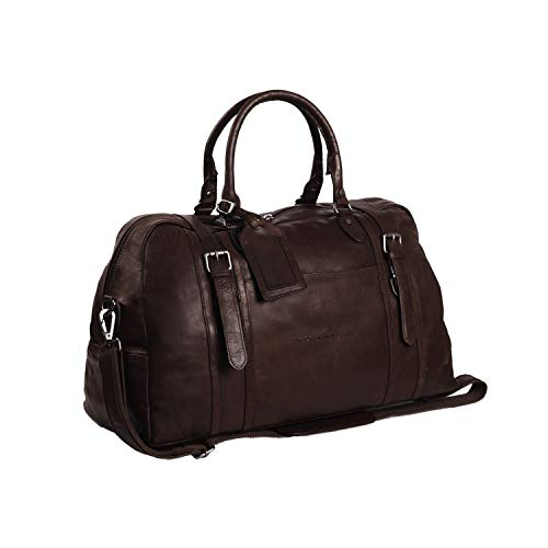 The Chesterfield Brand Avan Travel Bag Dark Cognac