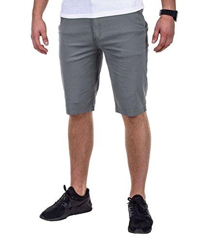 BetterStylz BanderasBZ Premium Mannen Chino Shorts Bermuda Broek in (S-XXL)
