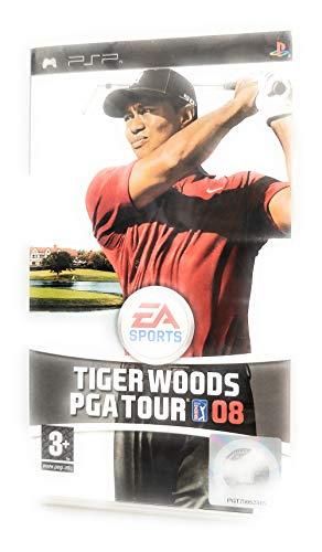 Tiger Woods PGA Tour 08 (PSP) [Importación inglesa]
