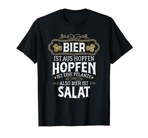 Bier ist Hopfen Hopfen ist eine Pflanze, also ist Bier Salat