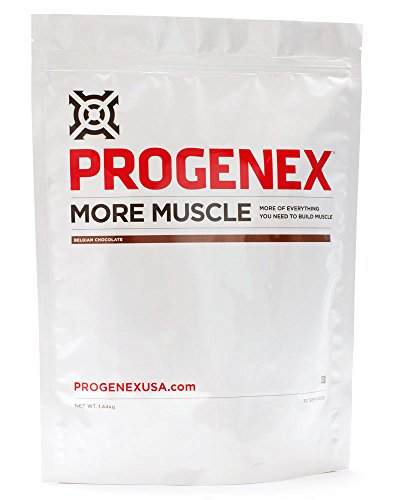 PROGENEX More Muscle Hydrolyzed Whey Protein Isolate Powder
