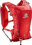 Salomon Agile6 Set, Leggero Zaino da Corsa/Escursionismo Pratico e Comodo, capacità di 6 ...
