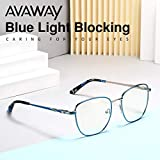 Zoom IMG-1 avaway occhiali luce blu per
