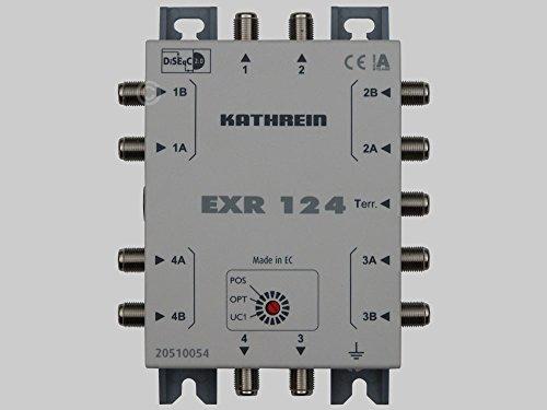 Kathrein EXR 124 Umschaltmatrix 4 x 2 auf 1