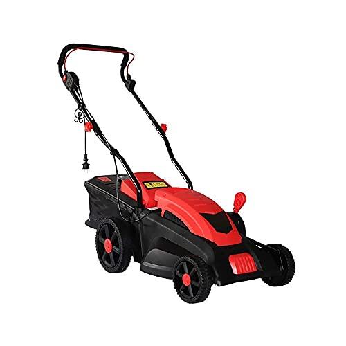 Pequeña cortadora eléctrica, motor sin escobillas, vibración baja, durabilidad de poco ruido para el jardín