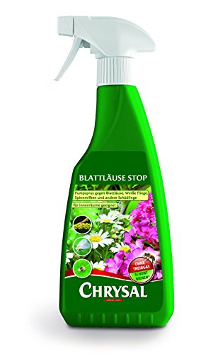 Blattläuse Stop Spray Chrysal Profi 500ml