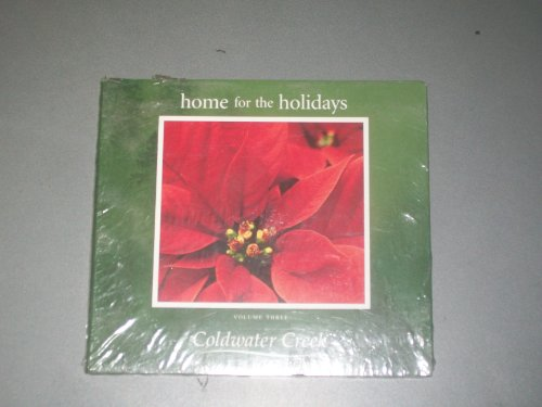 COLDWATER CREEK CD HOME FOR THE HOLIDAYS VOLUME THREE