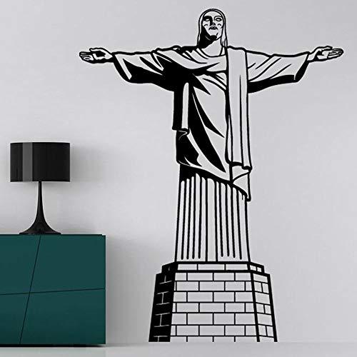 Tianpengyuanshuai Rio de Janeiro muursticker wooncultuur afneembaar behang woonkamer decoratie muurschildering