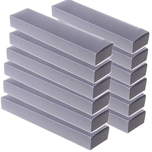 SevenMye 10 Stück Stifte Verpackung Box Kugelschreiber Box für Schule Schreibwaren Büro Supplies Geschenkbox