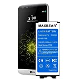 LG G5 Battery,MAXBEAR [3500mAh] Replacement Li-ion Battery for LG G5 BL-42D1F H830 (T- Mobile),H820 (AT&T),VS987 (Verizon),LS992 (Sprint),US992 (US Cellular) | G5 Spare Battery [12 Month Warranty]