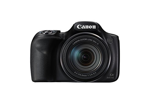 Canon SX540 HS PowerShot Camera - Black