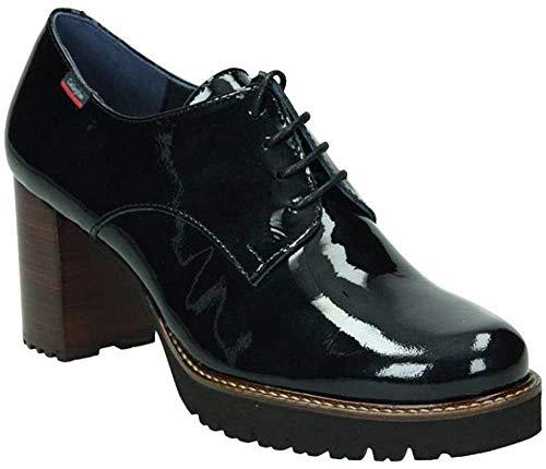 Callaghan 21900 - Zapatos con cordón Mujer Negro Talla 39