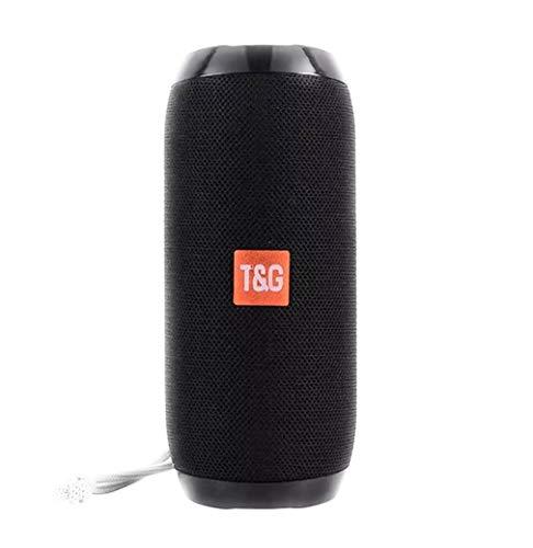 T&G Altavoz Bluetooth (negro)