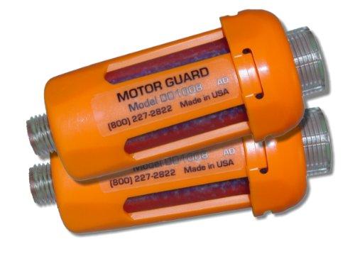 Motor Guard DD1008-2 Mini Desiccant Filter, 2 Pack
