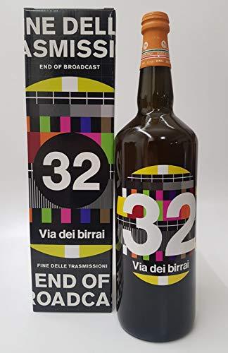 Birra 32 Via dei Birrai'AUDACE' Magnum 1,5 lt.