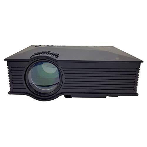 Power Banks mini-projector, 1500 lux met 20.000 uur LED-projector voor thuisbioscoop, draagbaar, lange levensduur, ondersteunt 1080P