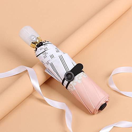 Winddichte geventileerde luifel reisparaplu, volledig automatische paraplu, grote opvouwbare UV-paraplu, mini kleine compacte opvouwbare reisparaplu