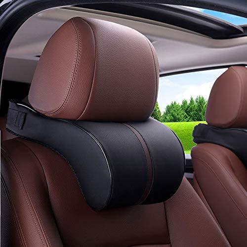 auto siège appuie - tête coussin cou reste support lombaire coussin mémoire lente reprise appareil « springback