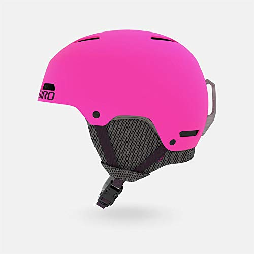 Giro Crue Youth Snow Helmet - Matte Bright Pink - Size S (52–55.5 cm) (2021)