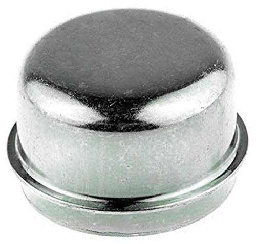 Pair CE Smith Trailer 16200A Dust Caps fits 1.98 Hub ID - Replacement Parts and Accessories for your Ski Boat Fishing Boat or Sailboat Trailer