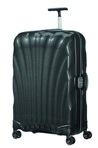 SAMSONITE Lite-Locked - Spinner 75/28 Bagaglio a mano, 75 cm, 93 liters, Nero (Black)