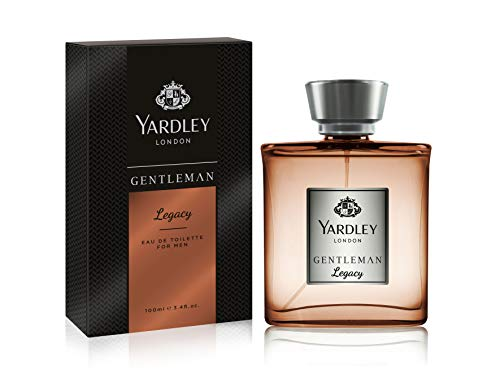 Yardley Of London Gentleman Legacy Eau de Parfum für Ihn, 100 ml
