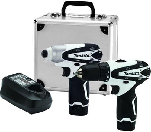 Makita Screw Gun LCT209W 12-Volt Max Lithium-Ion Cordless Combo Kit