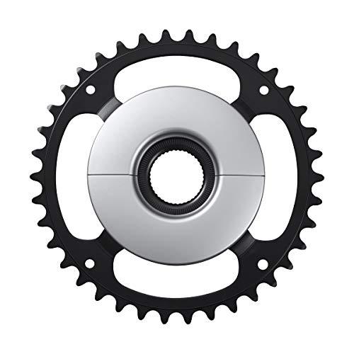 Madison Shimano SMCRE 50 Steps Single Bike Chain Ring Silver/Black 38T